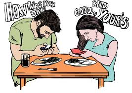 Image result for Cell Phones At the table Photos