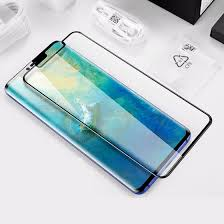 Shop <b>20D Tempered Glass For</b> Huawei Mate 20 Pro 30 Lite Full ...