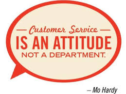 Image result for GREAT CUSTOMER SERVICE QUOTES