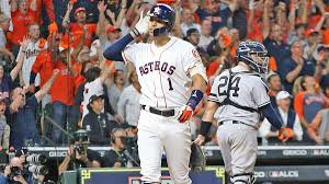 Astros vs. Yankees score: Carlos Correa evens up ALCS with 11th ...