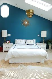 master bedroom feature wall: teal bedroom feature wall google search