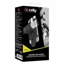 Contec ''Celly'' <b>Universal Bike Phone Holder</b> - Black -
