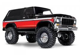 <b>Радиоуправляемая</b> модель <b>Краулера TRAXXAS TRX</b>-<b>4</b> Ford ...