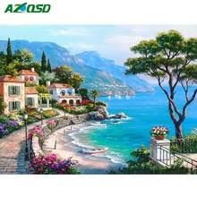 Buy diamond painting mediterranean sea and get free shipping on ...