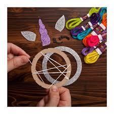 Craft-tastic <b>Unicorn Dream Catcher</b> Kit