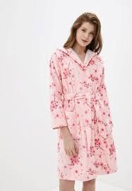 Женские махровые <b>халаты</b> — купить в интернет-магазине Ламода