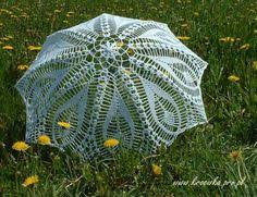 Image result for crochet umbrella tutorial