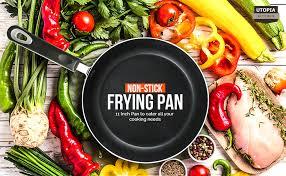 Utopia Kitchen 11 Inch Nonstick Frying Pan ... - Amazon.com