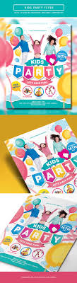 kids summer camp flyer summer for kids and events kids party flyer invitation
