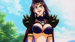 Y yo me sigo preguntando por que no era un personaje recurrente del anime.