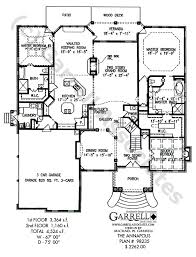 Annapolis House Plan   Active Adult House Plansannapolis house plan   st floor plan