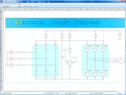 component  electrical diagram software  electrical drawing    power systems wiring diagrams distribution maps geographic electrical diagram software reviews dianli soft  full