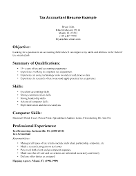 corporate tax accountant sample resume paralegal resume objective cover letter sample resume for an accountant sample resume for sample resumes for accountants tax accountant resume example curriculum vitae an objective