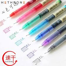 <b>Hethrone</b> Quick drying 0.5mm Needle Straight Liquid Gel Fluent ...