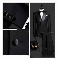 Shawl Lapel <b>Groomsmen Dark</b> Green Velvet Men Suit <b>Groom</b> ...
