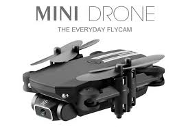 <b>LSRC</b>-MIN <b>Mini</b>: Cheap 4K drone for kids | First Quadcopter