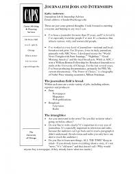 a good journalism resume what does a good resume look like of a good journalism resume what does a good resume look like of journalism resume journalism resume sample