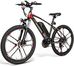 <b>SAMEBIKE</b> MY-SM26 <b>Electric Mountain</b> Bike 26 Inch Wheel 48V ...