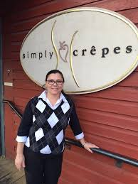 simply cr ecirc pes > about us karen zurbruegg front of house manager