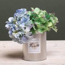 Металлическое <b>кашпо для цветов</b> Flowers, 10 × 12.5 см (4320620 ...