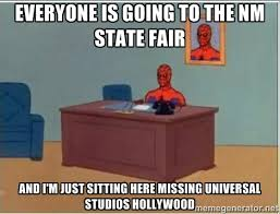 Everyone is going to the NM State Fair And I'm just sitting here ... via Relatably.com