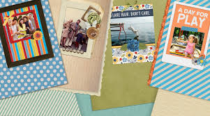 <b>Digital Art</b> Kits for Scrapbooking with FOREVER Artisan® <b>5</b>