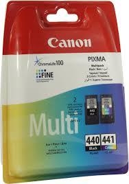 <b>Картридж Canon PG</b>-<b>440</b>/<b>CL</b>-<b>441</b>, для струйного принтера ...