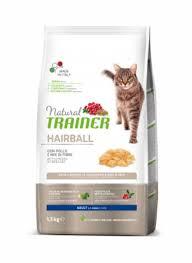 <b>Trainer Natural</b> Hairball / <b>Сухой корм Трейнер</b> для кошек ...