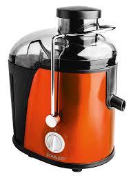 Купить <b>Соковыжималка SCARLETT SC-JE50S16</b>, оранжевый в ...