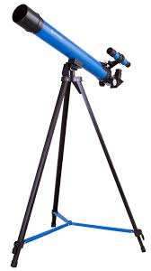 <b>Телескоп Bresser Junior Space</b> Explorer 45/600 AZ, синий купить ...