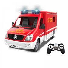 <b>Радиоуправляемая пожарная машина</b> Double Eagle E671-003 1 ...