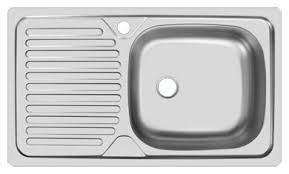 <b>Врезная</b> кухонная <b>мойка UKINOX</b> Classic CLM 760.435 76х43.5см ...