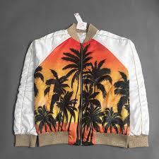 Fashion Designer <b>Justin Bieber Printing</b> Bench Long Sleeve Jacket ...