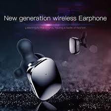 <b>Baseus W02</b> TWS Bluetooth Earphone Wireless earbuds with ...
