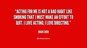 Joan Chen Quotes. QuotesGram via Relatably.com