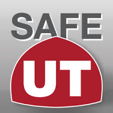 Image result for safe ut app logo