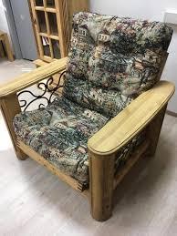 <b>Кресло</b> «Викинг 02» из массива сосны Лидская мебельная ...