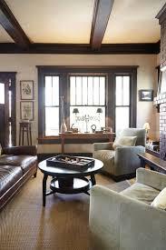 fascinating craftsman living room chairs furniture: tour this craftsman home in atlanta georgia