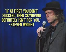 Steven Wright Quotes. QuotesGram via Relatably.com