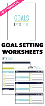17 best ideas about goal setting worksheet goals 2016 goals worksheet