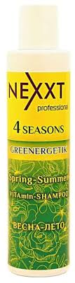 NEXXT <b>шампунь</b> Professional Greenergetik 4 Seasons <b>Spring</b> ...