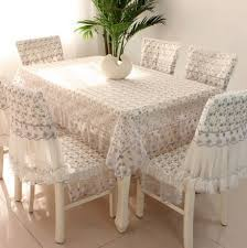 Buy Generic <b>Lace Round</b>/Square <b>Tablecloth</b> Chair Cover Cushions ...