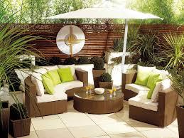 duty patio umbrella white rattan