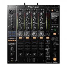 <b>DJ Микшерный пульт</b> PIONEER DJM-850-K черного цвета