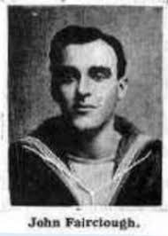 Able Seaman (RFR/CH/B/10324) 203995, H.M.S. Cressy, Rioyal Navy. Killed or died as a direct result of enemy ... - HitchinJohnFairclough