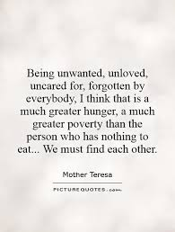 Feeling Unwanted Quotes & Sayings | Feeling Unwanted Picture Quotes via Relatably.com