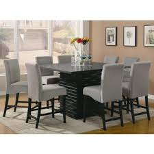 dining room tables chairs square: palisades counter height dining collection p palisades counter height dining collection
