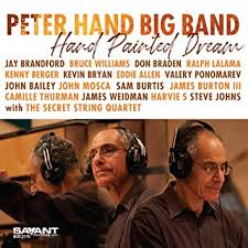 Peter Hand <b>Big</b> Band - <b>Hand Painted</b> Dream - Amazon.com Music