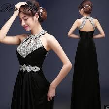 Evening Dress <b>2019 Free Shipping</b> Floor length Satin <b>Sexy</b> Formal ...