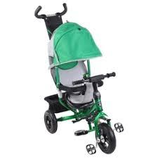 «<b>Велосипед 3-х колесный</b> Mini Trike зеленый 950D ...